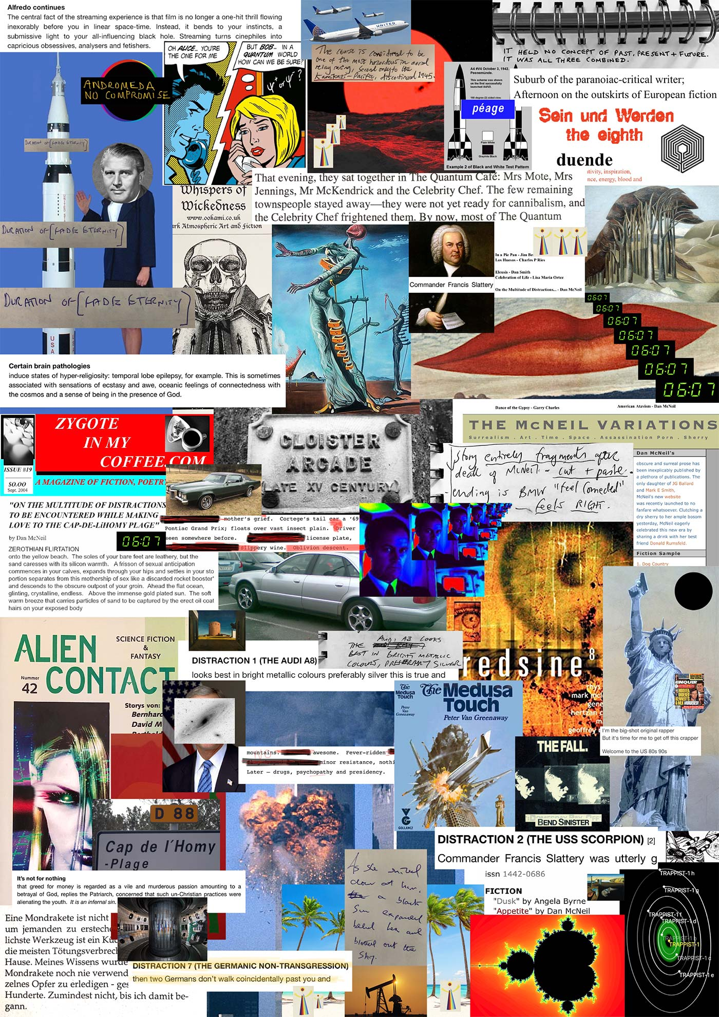 Click Here for Dan McNeil's Bibliography